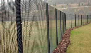 Import Export Anping County 358 High Security Fence Anti Climbing Perimeter