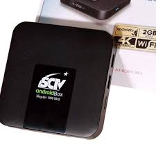 SCTV Android Box Cao cấp
