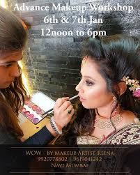makeup artist jobs in navi mumbai