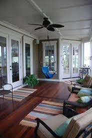 super cool enclosed porch porch love