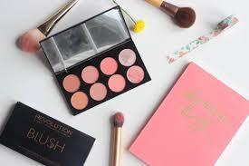 hot e blush palette review