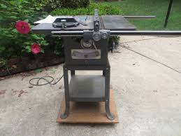 The Project Lady Delta 34 600 Tilting Arbor Saw Makeover