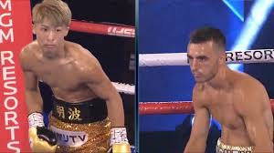 Naoya Inoue vs Jason Moloney fight ...