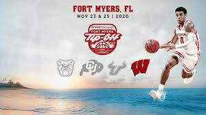 2020 fort myers tip off wisconsin badgers