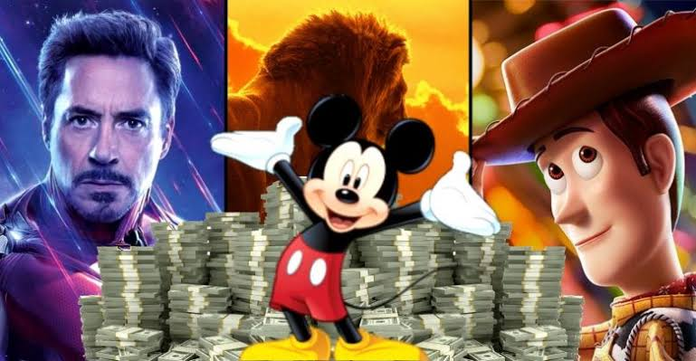 Disney se corona como el estudio más taquillero este 2019