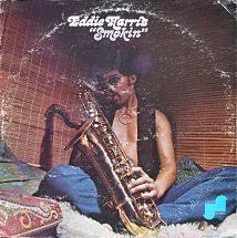 Vinyl Album - Eddie Harris - Smokin' - Janus - USA