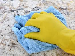 cleaners to use on granite countertops