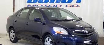 used toyota yaris in lincoln