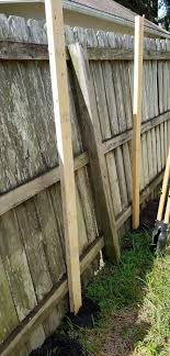 Fence Repair Kilted Craft Works