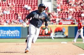 Atlanta Braves' Adonis Garcia is still on the roster