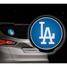 Rico Industries Los Angeles Dodgers Mlb Power Decal Walmart Com Walmart Com