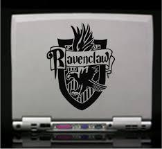 Harry Potter Ravenclaw House Seal Vinyl Die Cut Decal Sticker Texas Die Cuts