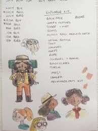 Ada Bell the Curious Explorer — Rhi Sanderson