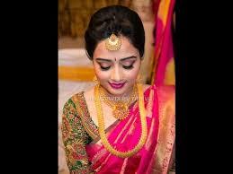 top south indian bridal makeup