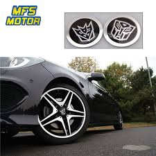 Metal Transformers Autobot Car Motorcycle Sticker Truck Label 3d Emblem Badge Car Styling Decoration Accessories Decals Stickers Aliexpress