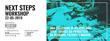 22 Maggio: NEXT STEPS Co-design Workshop - Polifactory