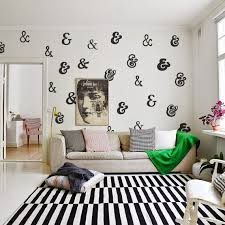 What Is It About The Ampersand That Makes My Heart Flutter Oh I Know Its Totally Pretty And Completely Wo Wall Decals Wall Decals For Bedroom Wall Patterns