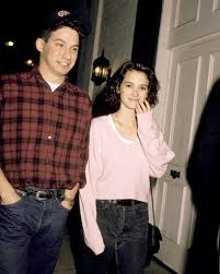 Winona Ryder and Ad-Rock from the Beastie Boys. 1989 … Via… | Flickr