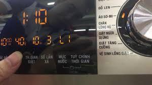 Hướng dẫn sử dụng máy giặt Aqua 9KG cửa ngang DD inverter - YouTube