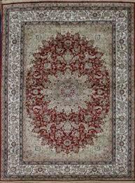 com garnet red new silk
