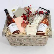 summer wine gift basket quality nz made