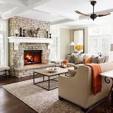brickwork and stonework fireplaces