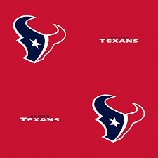 houston texans line pattern red