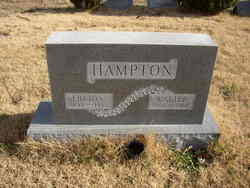 Freida Smith Hampton (1893-1955) - Find A Grave Memorial