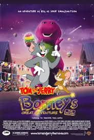 Tom and Jerry & Barney's Great Adventure: The Movie