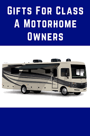 gifts for cl a motorhome rv owners