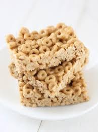 no bake peanut er cheerio bars