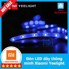 Đèn LED dây thông minh Xiaomi Yeelight - XIAOMI YEELIGHT STRIP Full Box 2m  - Đèn LED dây thông minh
