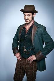 Adam Rothenberg in Ripper Street! Oh how facial hair can make a ...