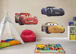 Easter Basket Gift Ideas Boys Gifts Disney S Cars 3 Collection Wall Decals Visit Us And Disney Cars Bedroom Disney Cars Bedroom Decor Removable Wall Decals