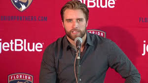 Florida Panthers -- Aaron Ekblad press conference 7/7/16 - YouTube