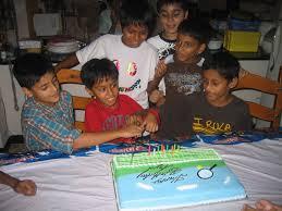 share my cake teaching children to