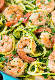 Healthy Shrimp Scampi {Made with ...