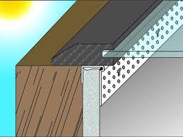 mud on j bead trim tex drywall products