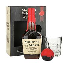 makers mark 70cl gift set from
