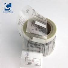 China Waterproof Vinyl Sticker Paper Supplier Factory Manufacturer Crystal Code Label Directory
