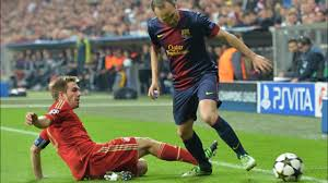 Barcellona Bayern Monaco 0 3 - Finale Tedesca di Champions League 2013 -  Video News - YouTube