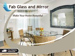 mirror large frameless mirrors