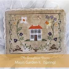 garden ii from the snowflower diaries