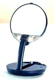 lighted makeup mirror 20x magnification