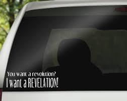 Revolution Revelation Hamilton Decal Hamilton Sticker Hamilton The Musical Alexander Hamilton Broadway Decal Car Decal Hamilton Stickers Vinyl Decals Musicals