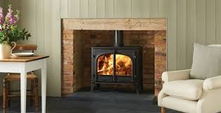 low height wood burning stoves only