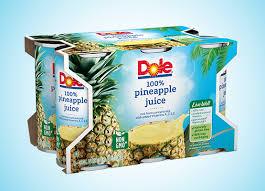 s dole 100 pineapple juice