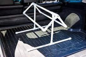 diy a pvc saddle stand for 10 00