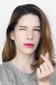 video korean style makeup elle byrd