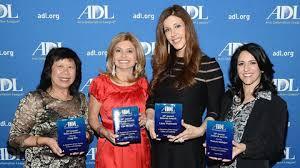 Anti-Defamation League   ADL Honors Extraordinary Women of Achievement at  Deborah Awards   Los Angeles